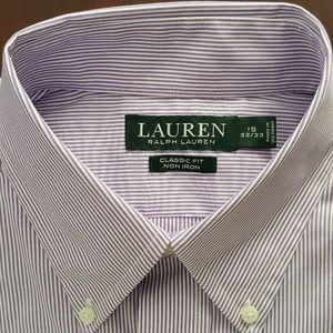 Lauren Ralph Lauren Dress shirt Size 15-32/33